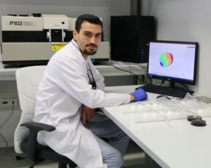 Dr-Karatutlu utilizes the advanced preform characterisation and analyses techniques.